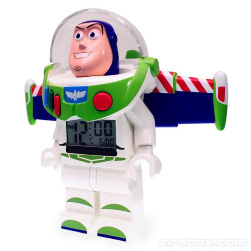 Toy Story LEGO Minifigure Alarm Clocks - Buzz Lightyear