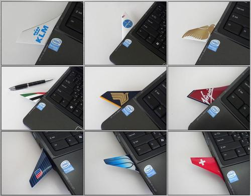 Bader Airline Themed USB Flash Drives