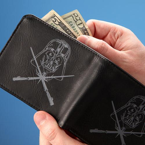 Star Wars Leather Wallets