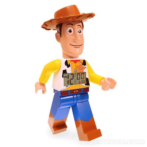 Toy Story LEGO Minifigure Alarm Clocks - Woody