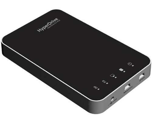 New HyperDrive iPad Hard Drive