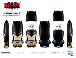 Mimoco Limited Edition Batman Mimobot USB Flash Drive