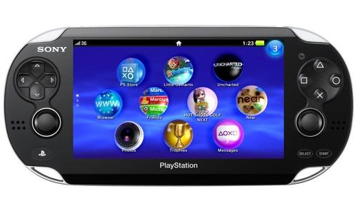 Sony PSP 2 Codenamed NGP