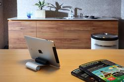 Just Mobile Slide Portable iPad Stand