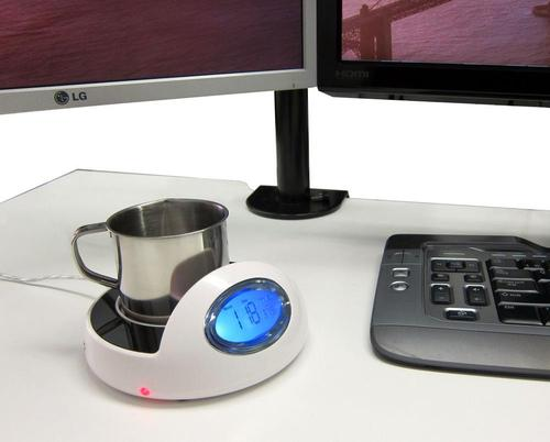 Thanko USB Cup Warmer Integrated USB Hub