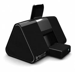WowWee Cinemin Slice Dock Speaker Integrated Portable Pico Projector