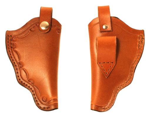 Holster Styled iPhone Leather Case