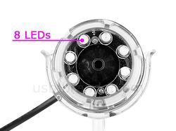 USB Digital Microscope with 8 LED Lights