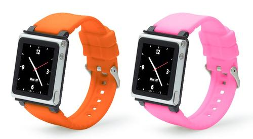 iWatchz Q Collection iPod Nano 6G Wristband