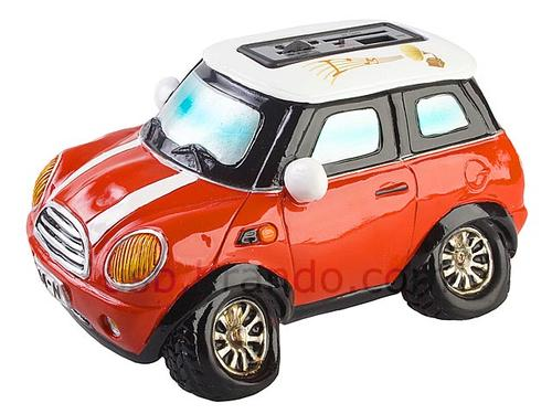 Mini Cooper Styled Portable Speaker with MP3 Player