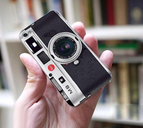 Leica M8 iPhone 4 Skin