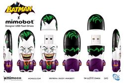 More Mimoco Batman Mimobot USB Flash Drives Available For Preorder