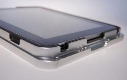 Draw Aluminum iPad Case