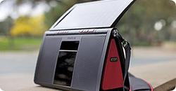 Etón Soulrea XL Solar Powered Dock Speaker
