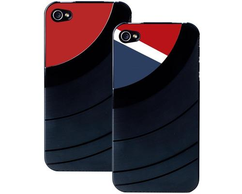 Lenntek VintageVinyl iPhone 4 Case