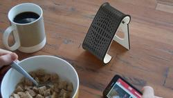 Quirky Perch Wireless Speaker with Docking Station