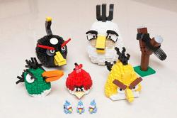 Yet Another LEGO Angry Birds