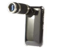 Conice Zoom Lens for iPhone, Samsung Galaxy S, and Xperia 10