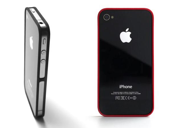 4-4 3D Printed iPhone 4 Case