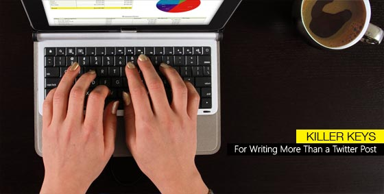 Adonit Writer iPad Case with Bluetooth Keyboard