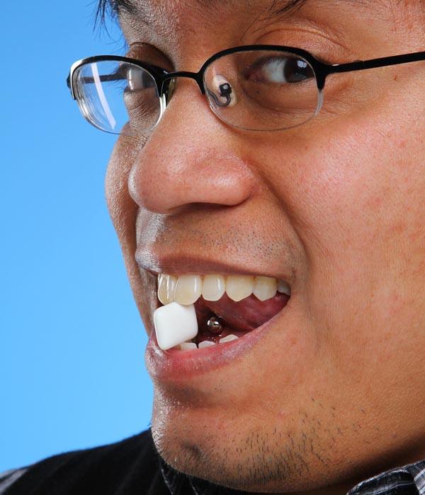 Classical ATARI Joystick Gum
