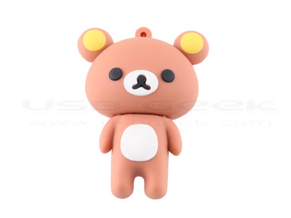 Cute Thumb-Bear USB Flash Drive