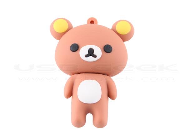 Cute Thumb-Bear USB Flash Drive