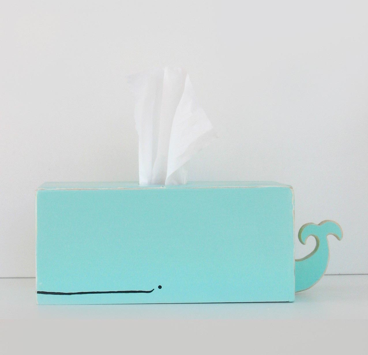 Fail whale styled tissue holder gadgetsin - Nose tissue dispenser ...