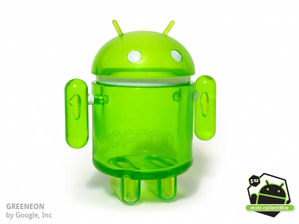 Google Android Collectible Mini Figures Series 2 Unveiled