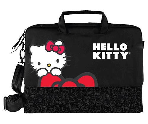 Hello Kitty Padded Laptop Bag