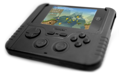 iControlPad Gamepad Case for iPhone and Other Smartphones