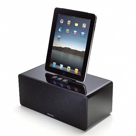 iDesign Power Speaker Dock for iPad, iPhone and iPod
