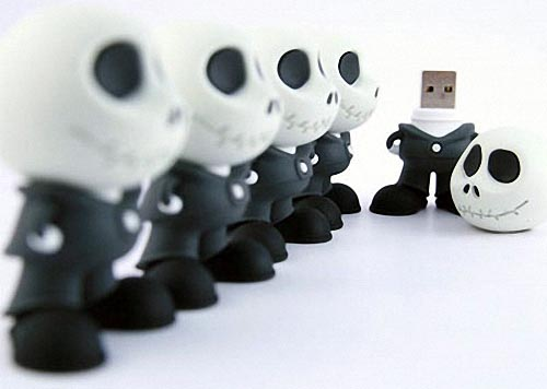 Jack Skellington USB Flash Drive