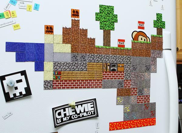 Popular Game Minecraft