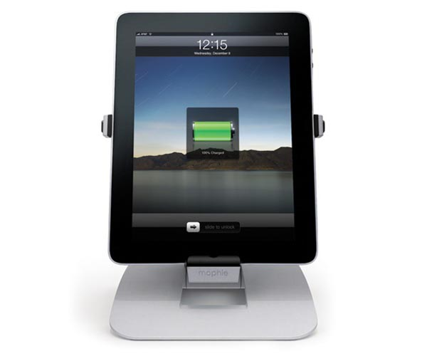Mophie Powerstand iPad Stand with Charge and Sync Capabilities