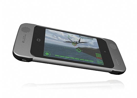 Mophie Pulse iPod Touch 4G Case for Game Fans