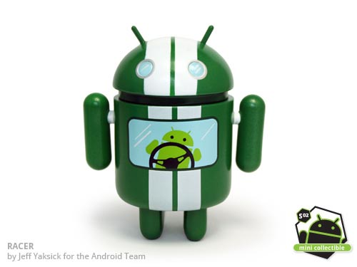 More Google Android Collectible Mini Figures Unveiled (Series 2)