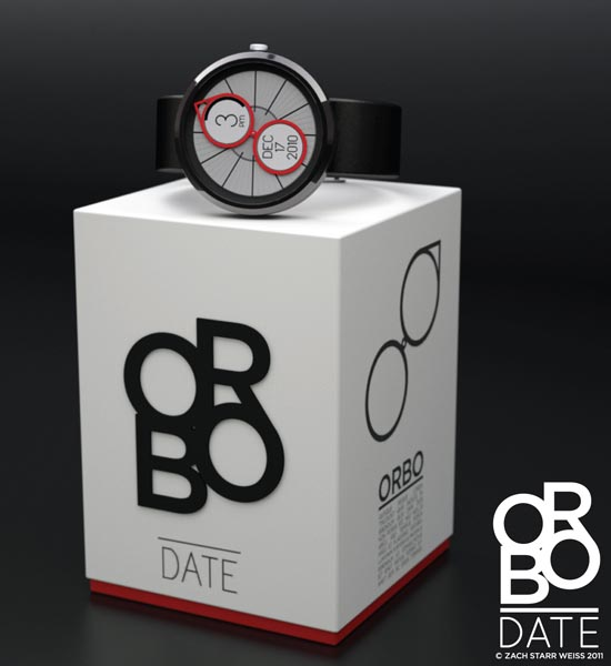 Orbo Concept Watch Series