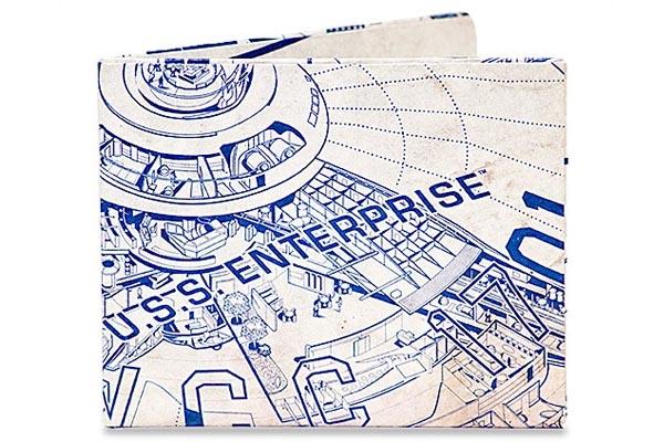 Star Trek Enterprise Mighty Wallet