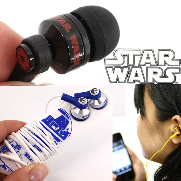 Star Wars Earbuds