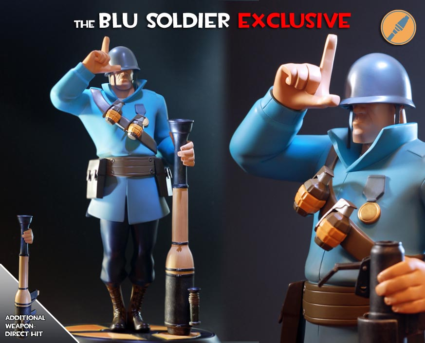 team fortress 2 meet the soldier v3m