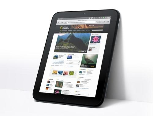 HP TouchPad Tablet PC with webOS