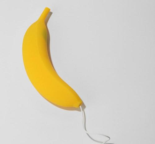 Funny Banana Phone Headset