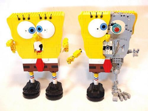 LEGO SpongeBob Terminator