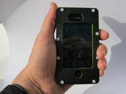 Ruggedized Metal iPhone 4 Case