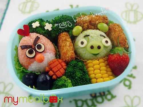 Angry Birds Themed Bendo