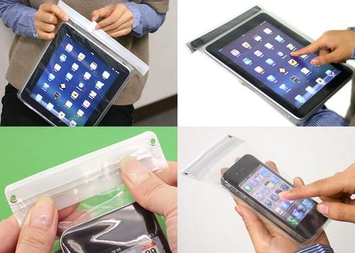 iKappa Waterproof iPad and iPhone Cases