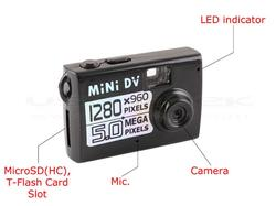 Yet Another Mini Digital Camera and Camcorder