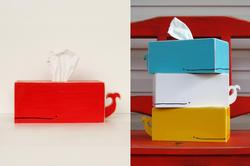 Fail Whale Styled Tissue Holder