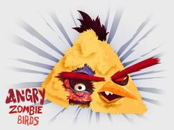 Angry Birds Zombie Version